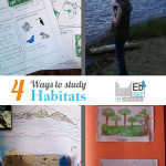 Science Corner – 4 Ways to Study Habitats