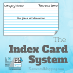 The Index Card System