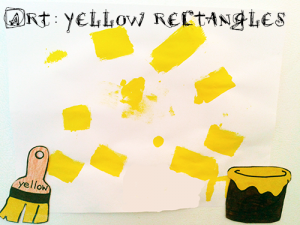 Learning the Color Yellow through Science