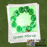 Learning the Color Green through Science