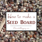 How to make a Seed Board