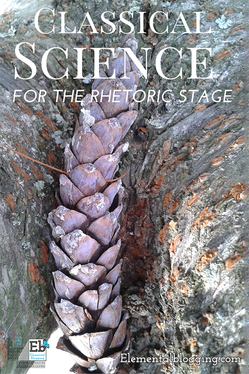 Classical Science for the Rhetoric Stage | Elemental Science