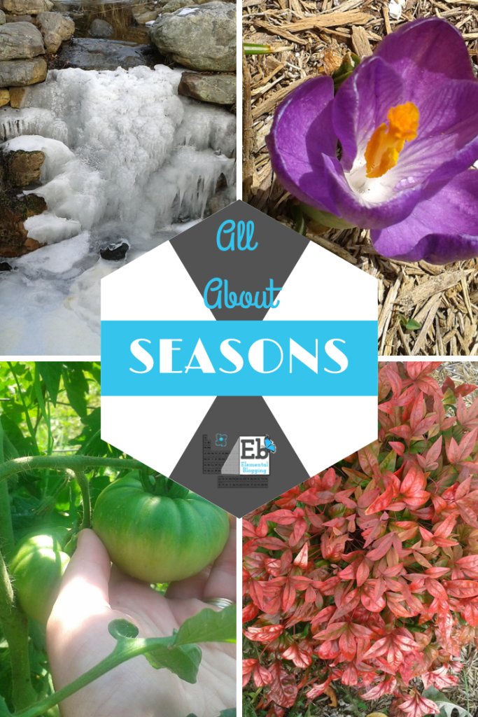 All About Seasons | Homeschool Science Corner