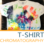 T-Shirt Chromatography