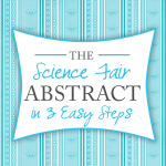 How to write a science fair abstract in 3 easy steps