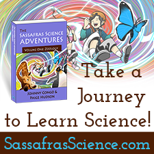 Take a journey with the Sassafras twins to learn about science!