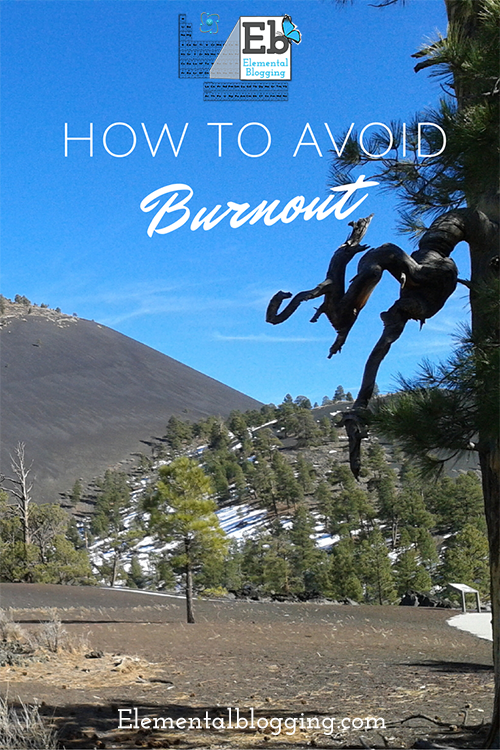 How to Avoid Burnout in Life and Homeschool | Elemental Blogging