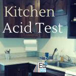 Science Corner: Kitchen Acid Test