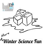 More Winter Science Fun – Salt vs. Snow