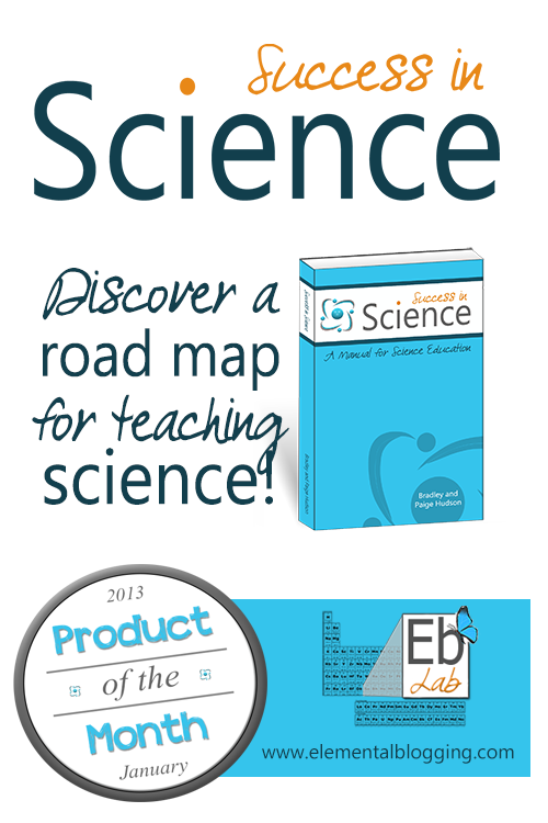 Discover your road map for teaching science in Success in Science!