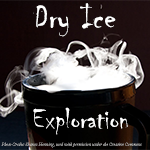 Dry Ice Exploration (FREE Printable Included!)