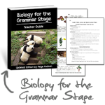 Elemental Science News ~ Biology for the Grammar Stage Updates