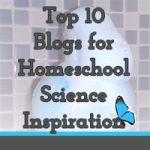 Top 10 Blogs for Homeschool Science Inspiration