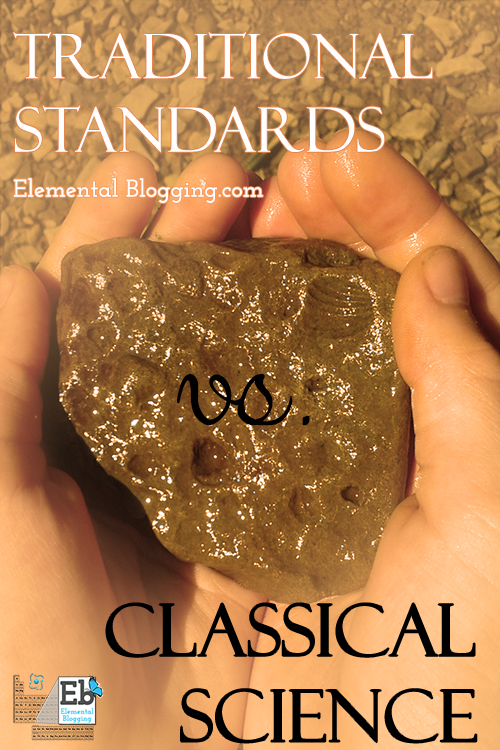 Traditional Standards vs. Classical Science | Elemental Blogging