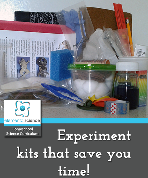 Experiment Kits from Elemental Science!