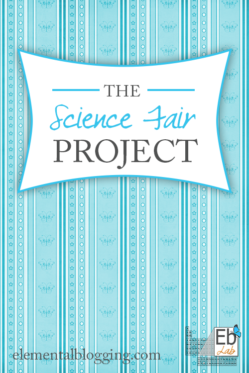 Tons of resources for the science fair project.
