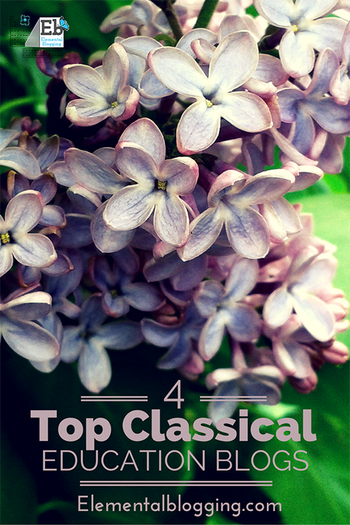 Top 4 Classical Education Blogs | Elemental Blogging
