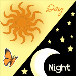 Homeschool Science Corner – Day and Night