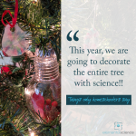Will You Decorate with Science this Christmas?
