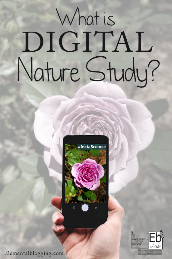 Learn how you can use today's digital resources to enhance your classic nature study time.